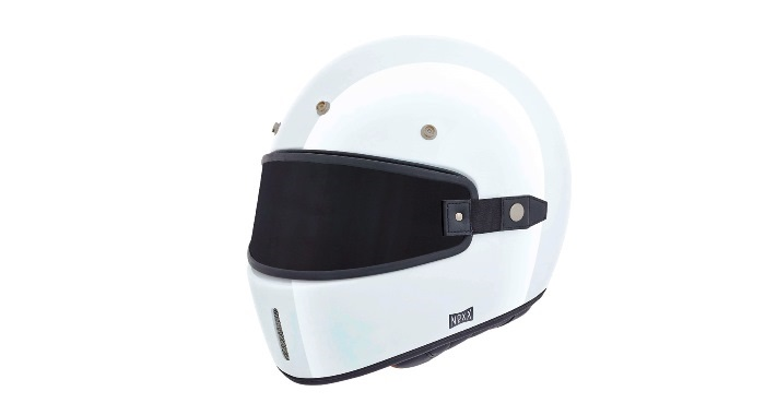 Casque moto 4h10