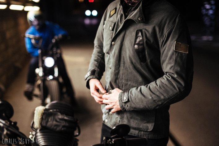 Escape Waxed Jacked // Ride & Sons