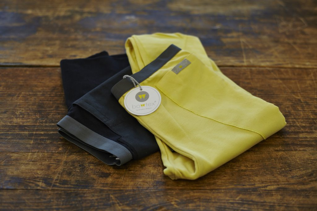 bowtex legging gilet kevlar abrasion moto protection invisible