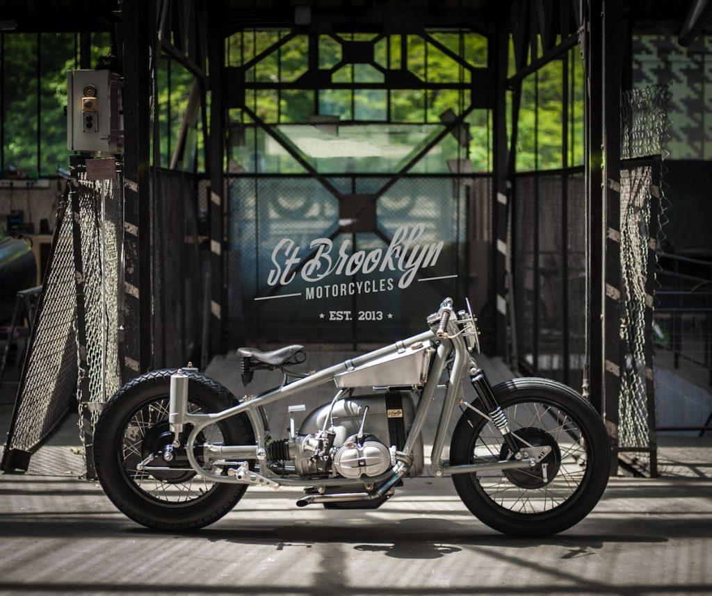 St Brooklyn Motorcycles – L'Etonnante