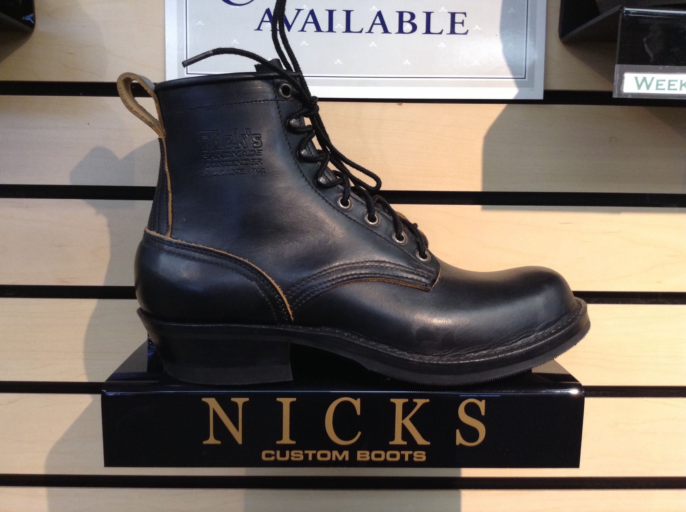 nicks the roger boots 4h10.com