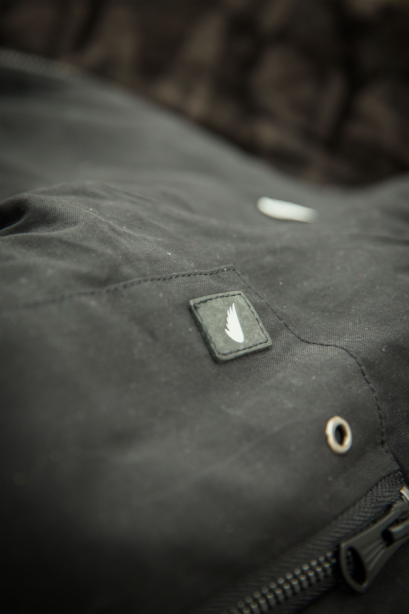 Saint Armoured Jacket bomber test avis black 4h10