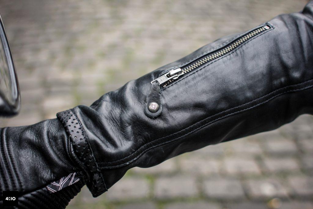 RSD Clash, Rolandsands-Roland-sands-RSD-veste-blouson-cuire-clash-noir-black-test-4H10-4h10-avis