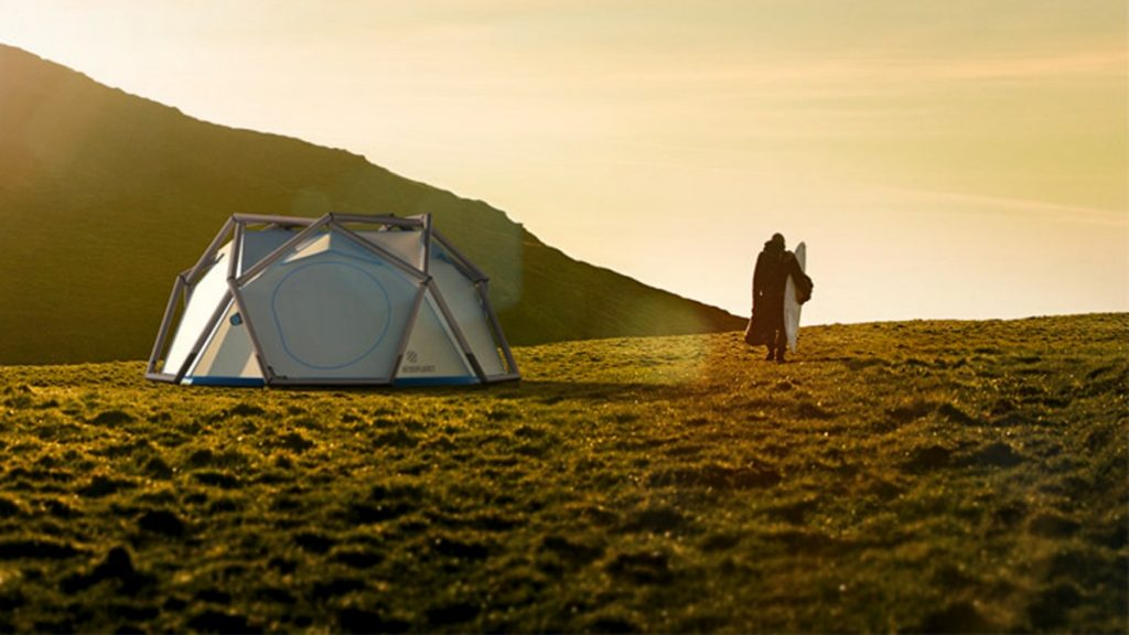 heimplanet-cave-inflatable-geodesic-dome-tent-gonflable-4h10-4H10-tente-tentegonflable-design-aventure-roadtrip-road-trip
