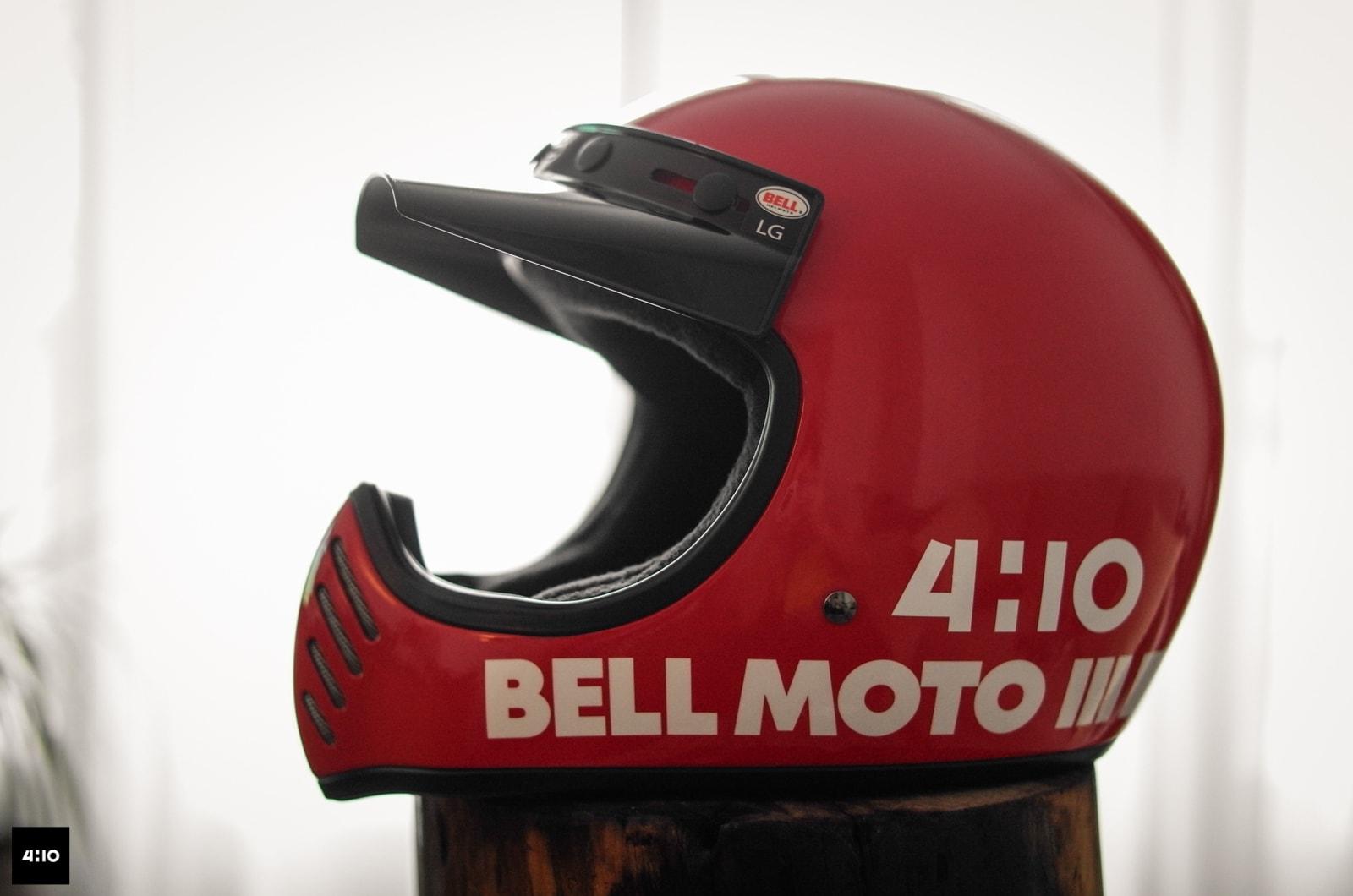 Bell Moto 3 III test avis