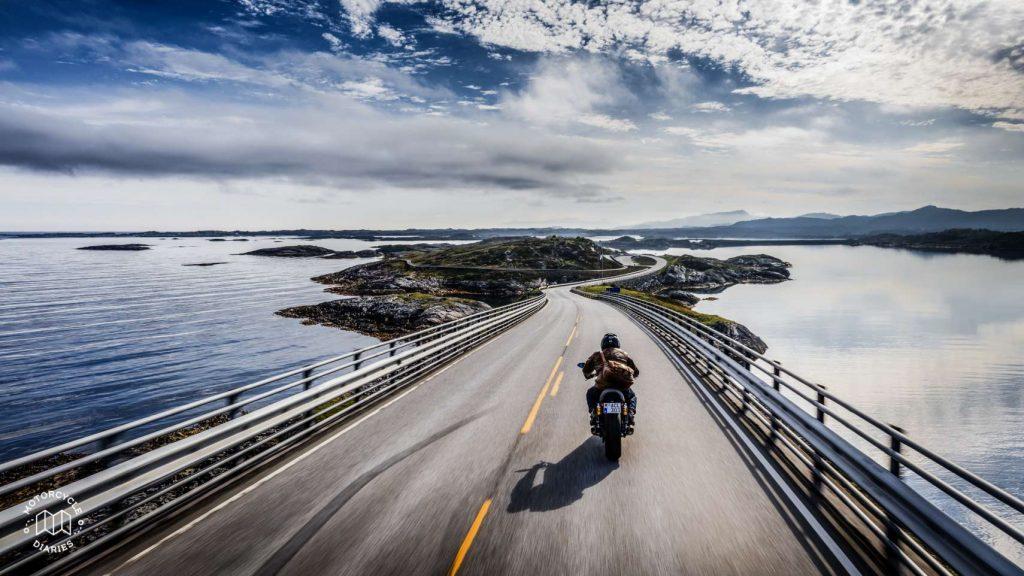 Les plus beaux itinéraires moto européens ! Motorcycle Diaries
