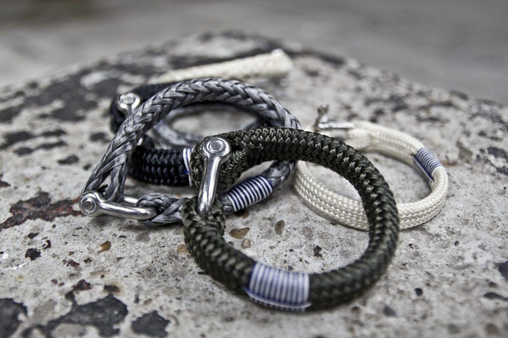 Pig and Hen-bracelet-bijou-homme-marins-Pays-Bas-Amsterdam, bike-ride-motorcycle-custom-kustom-homme-fait main-