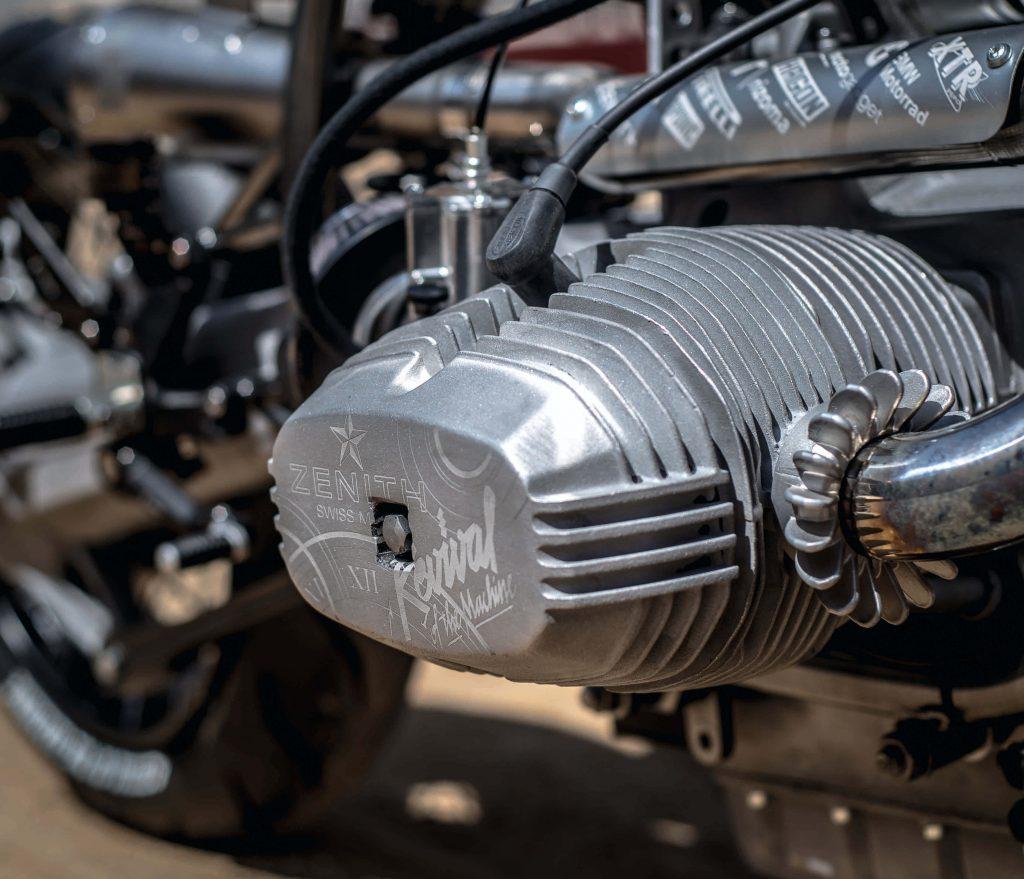 Revival of the Machine-Silver Bullet-XTR Pepo-BMW-R100RS-Zenith-Rizoma-R Nine T-custom-preparation-espagnol-espagne-kustom