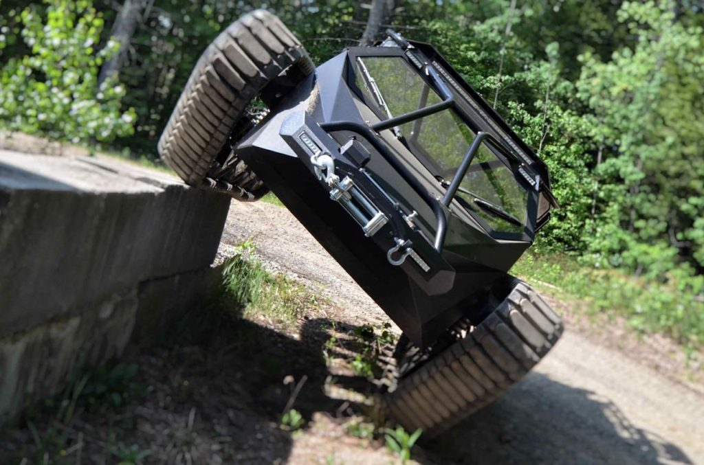 Ripsaw EV2 Tank-Ripsaw-EV2-Tank-Howe-Black Ops Brothers-Black Ops-Brothers-Discovery Channel-off road-hors piste-