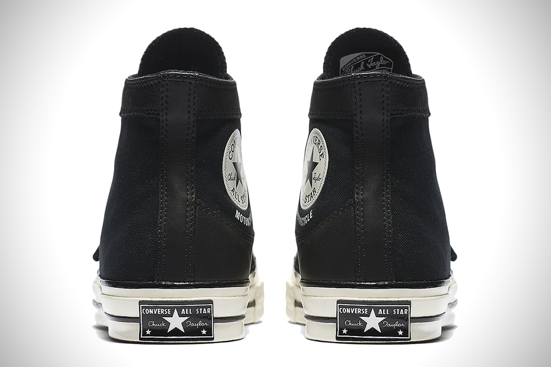Converse x Neighborhood motorcycle