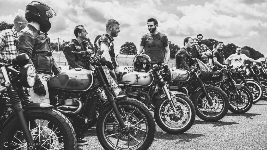 Café Racer Festival-juin-flat track-2017-dirt track-autodrome-montllhéry-linas-paris-moto-custom-kustom-café racer-festival-