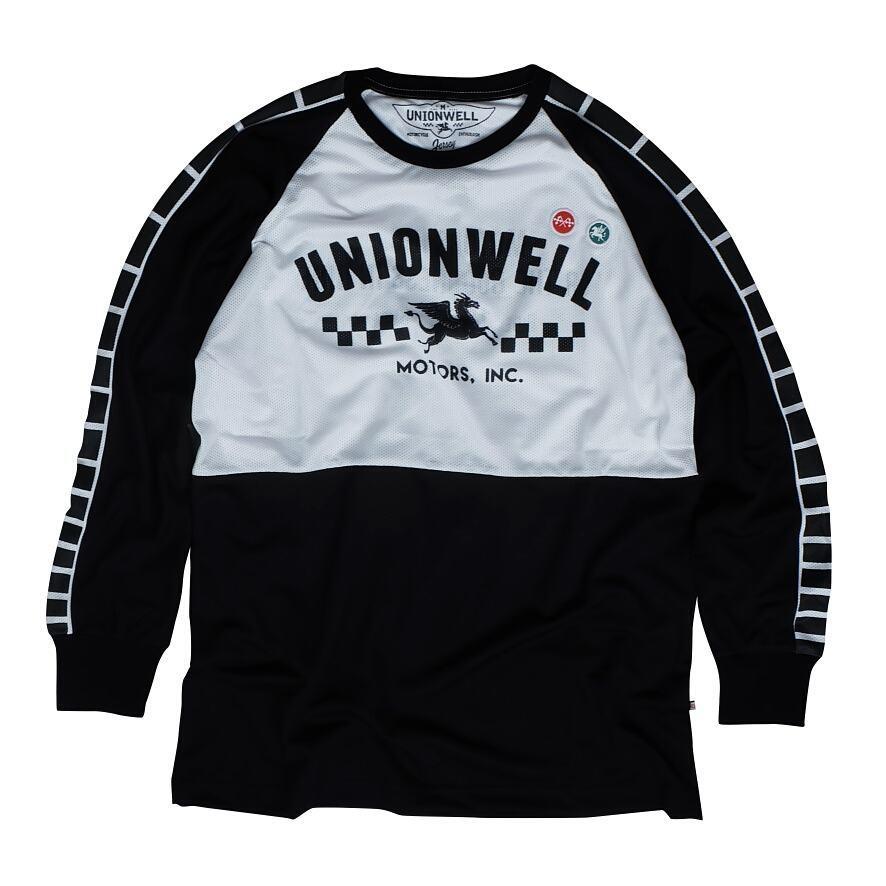 Unionwel-Jersey-motorcycles-moto-cross-flat track-dirt track-Dirt Quake-apparel-apparels-vintage-
