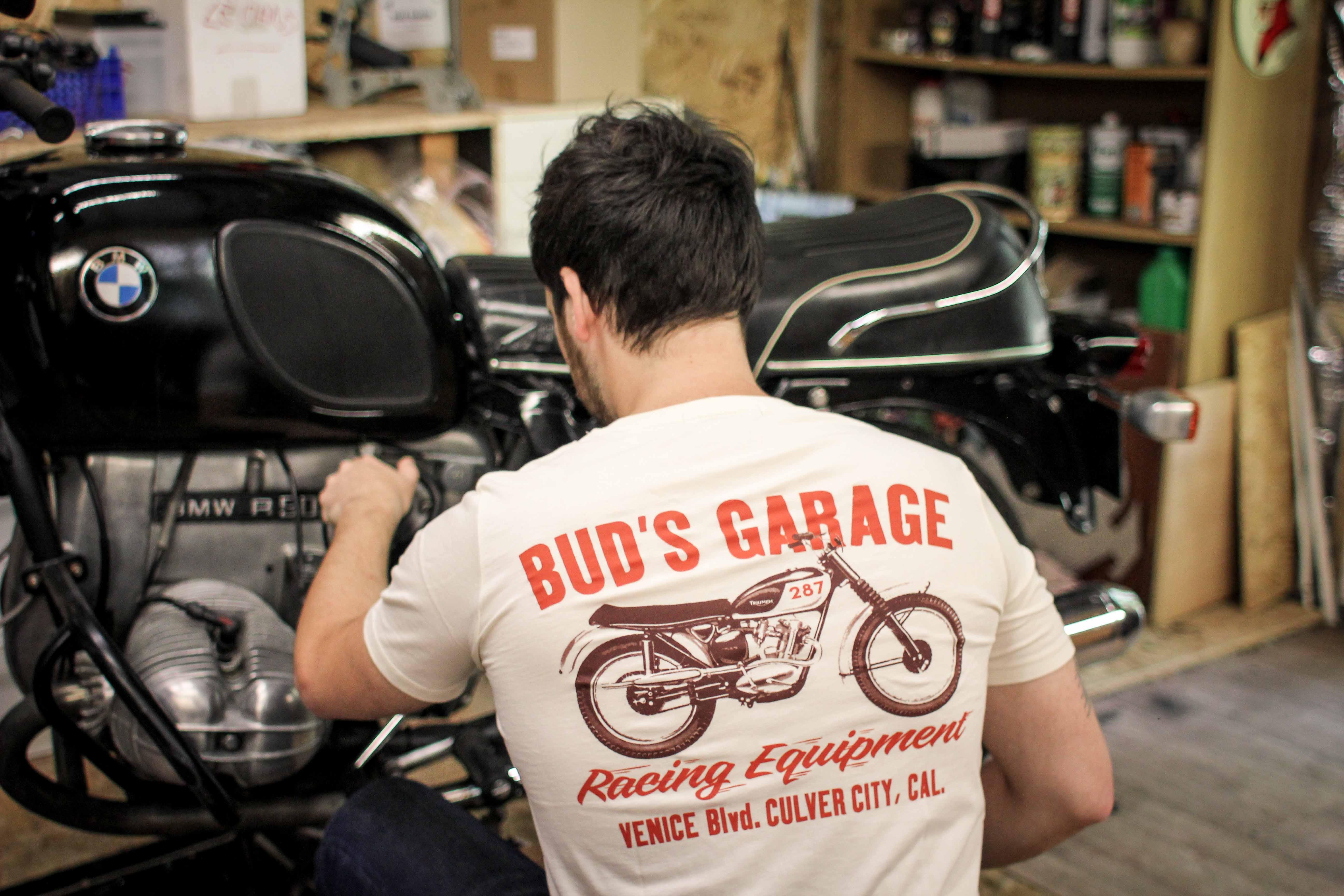 harry damson shop vintage berlin caferacer moto