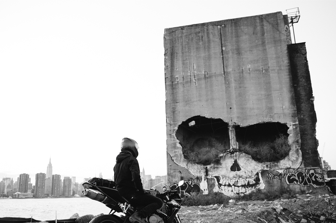 ALMS NYC CARGO BAG VINTAGE