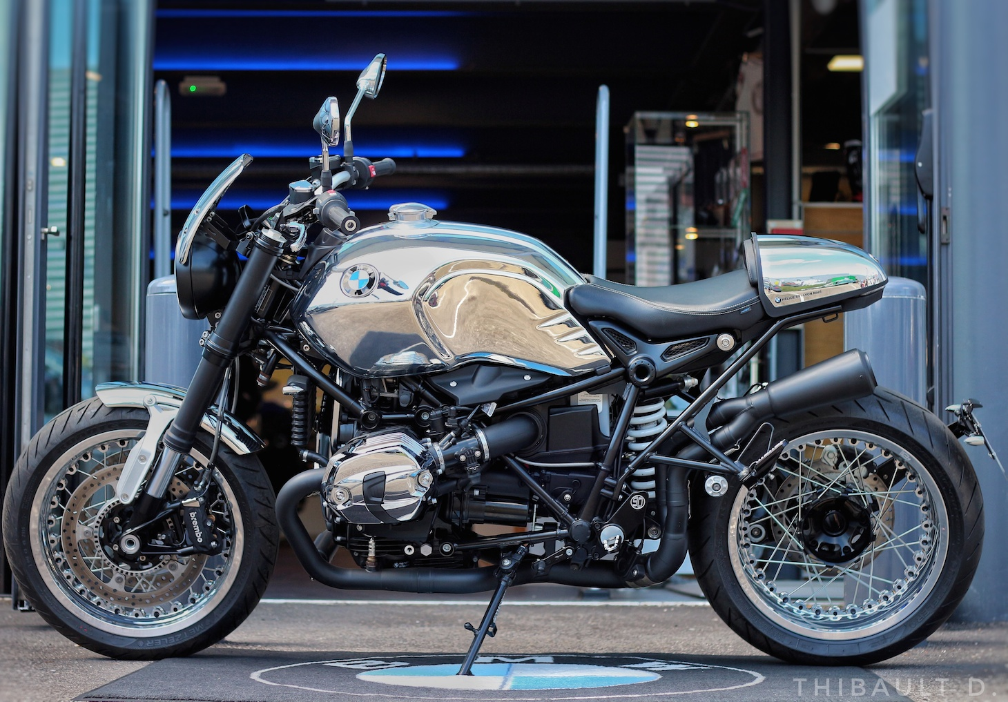 bmw custom contest 2017 4h10