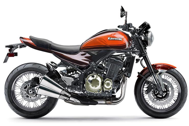 Z900 RS Z900RS Kawasaki test