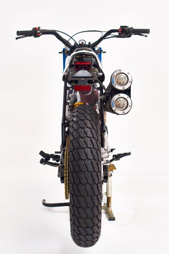 Flat Track-Honda-XR600R-Vintage-Addiction's-Vintage Addictions, Crew, Racing Canet, Carlos