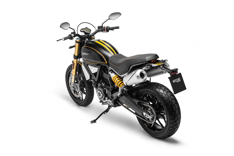 Ducati 1100 Scrambler test avis essai occasion