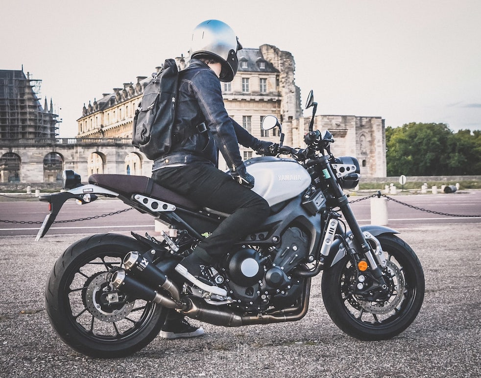 Velomacchi speedster backpack 28L sac à dos moto