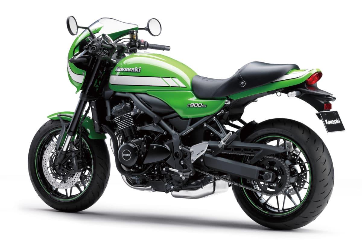 Kawasaki Z900RS photo test