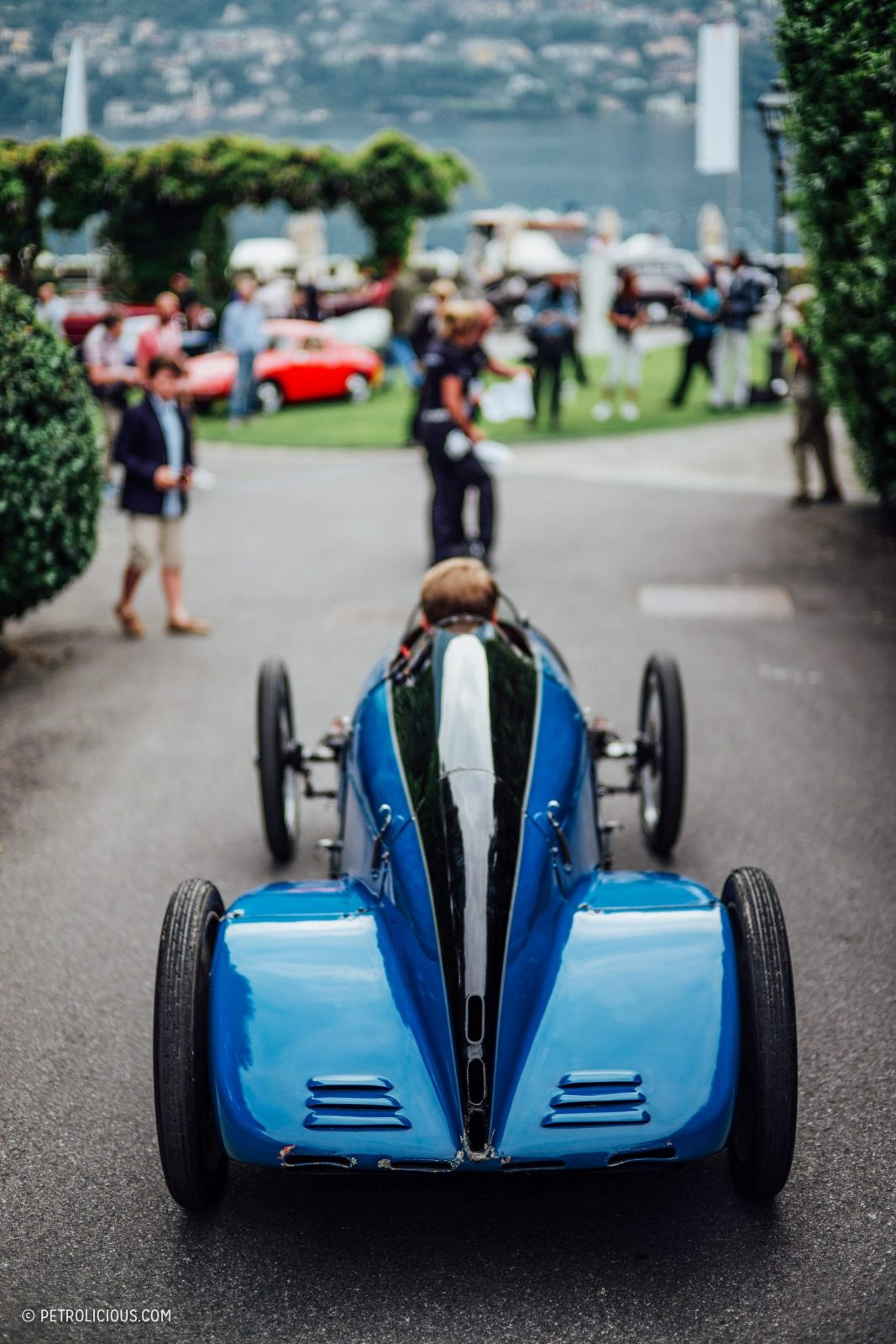 Villa d'este Este petrolicious photos