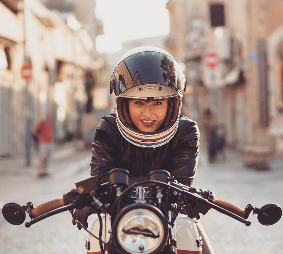 throttle doll moto tasha babes ride out