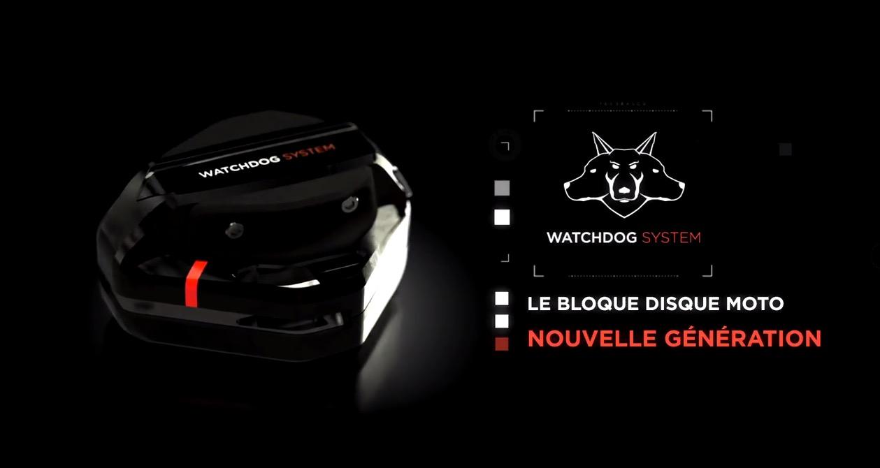 WatchDog, l'antivol du futur