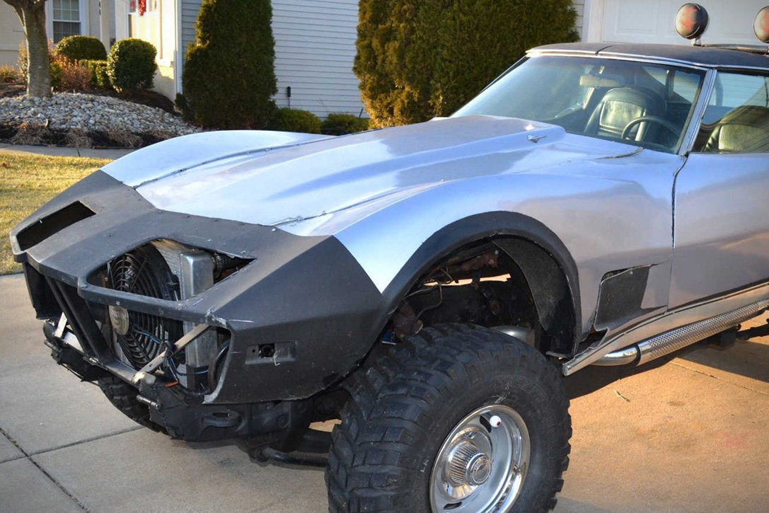 chevrolet chevy corvette stingray 4x4