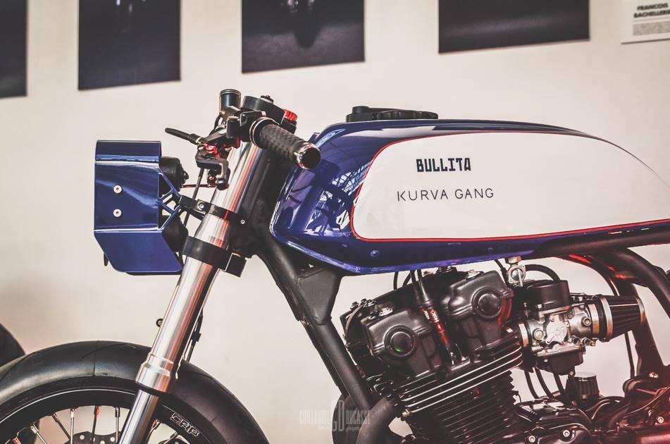 Honda bol d'or 750 900 cafe racer Bullita