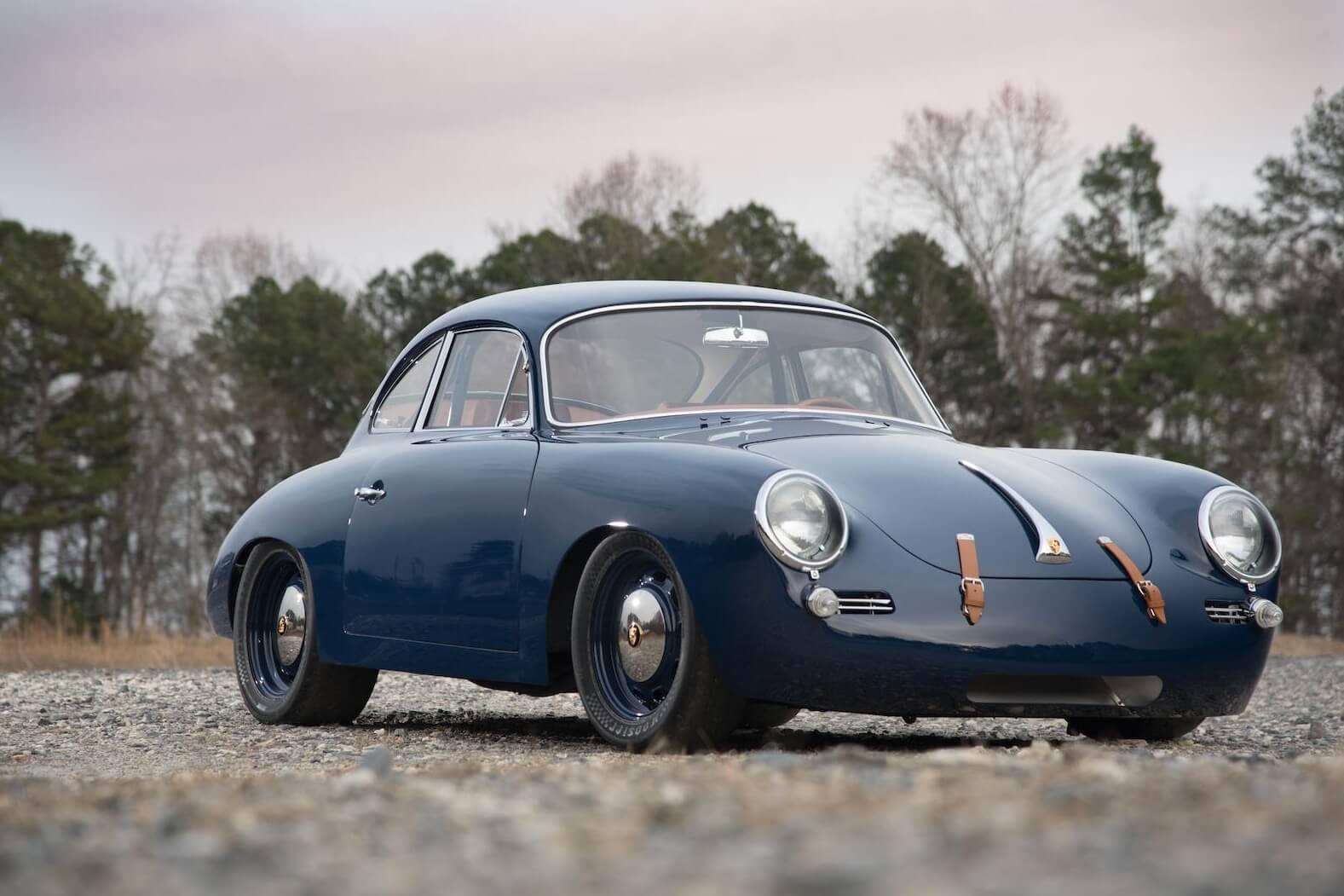 La Porsche 356 Coup 233 Quot Outlaw Quot De 1964 4h10