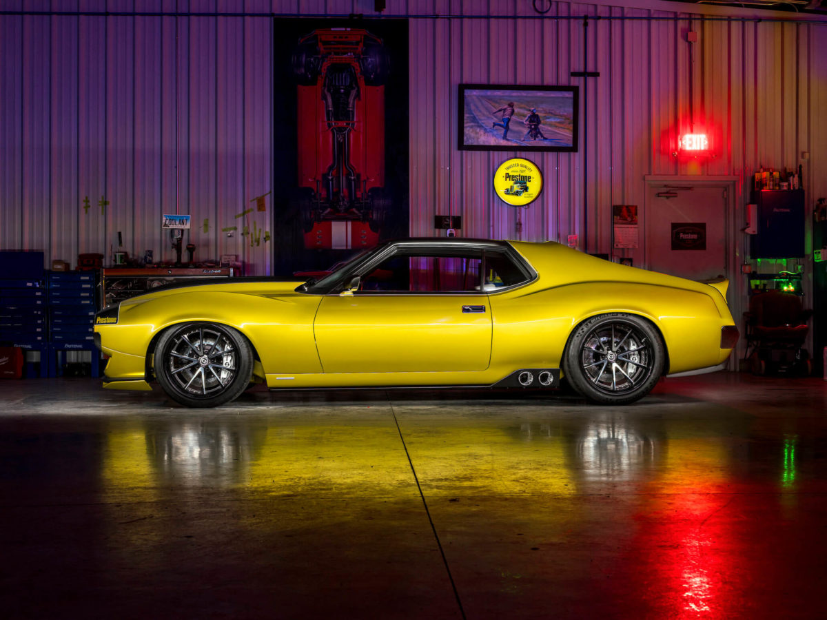 AMC Javelin 1972 Defiant ring brothers muscle car ringbrothers