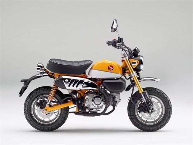 Honda Monkey 2018 nouveau prix