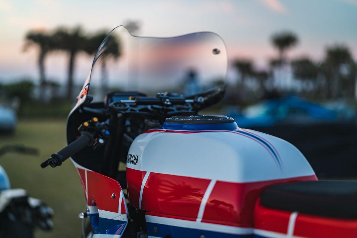 Yamaha XJ900 maximus turbo racer café vintage sport speed