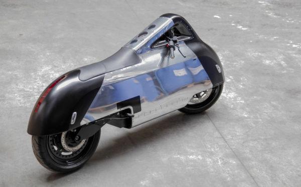 Hope shiny hammer moto électrique scooter