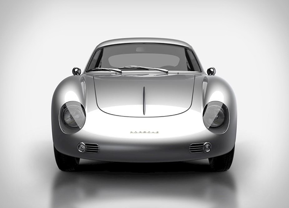 Porsche 356 Carrera Zagato