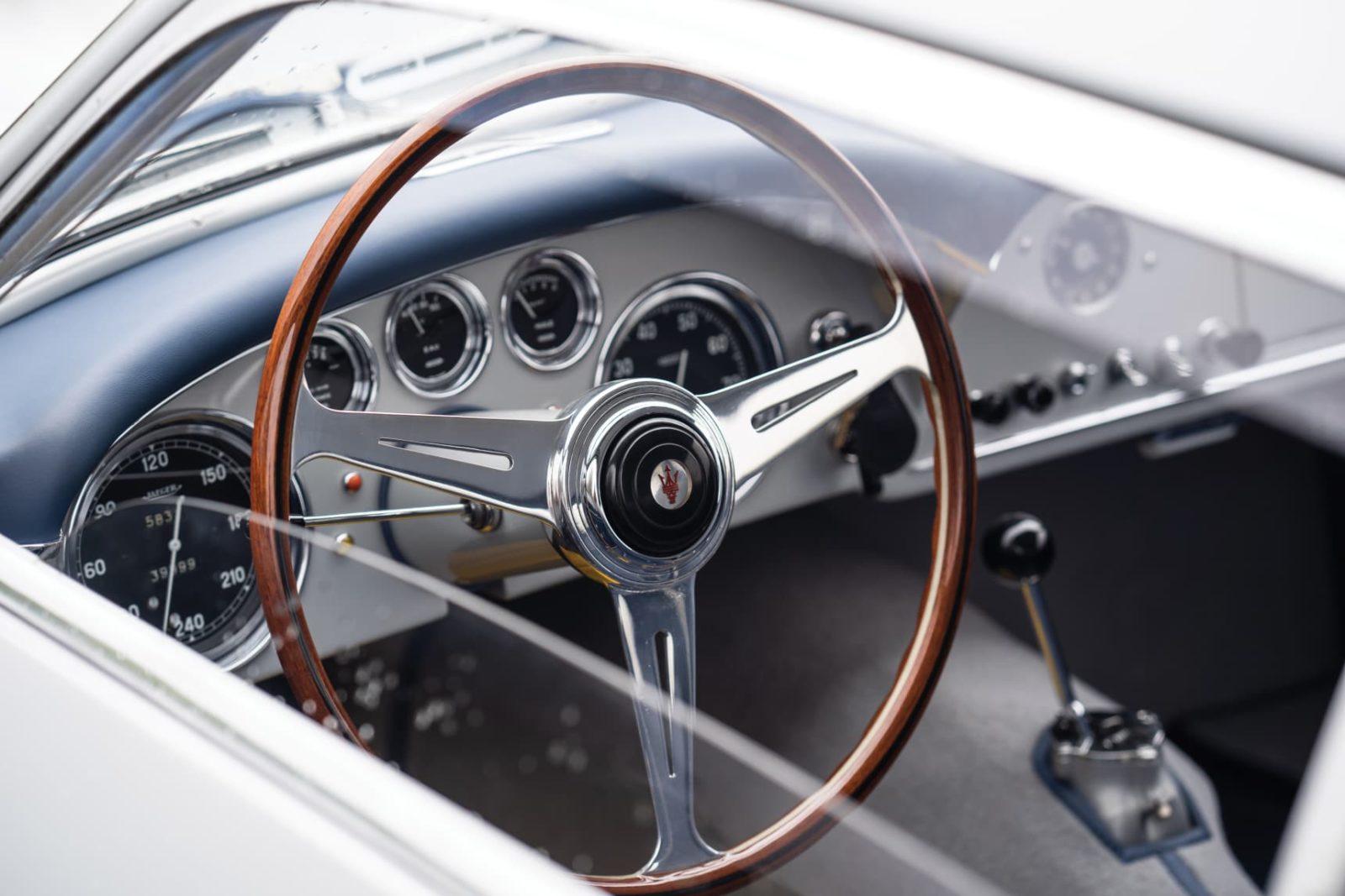 Le Bijou : 1956 Maserati A6G/2000 Berlinetta Zagato