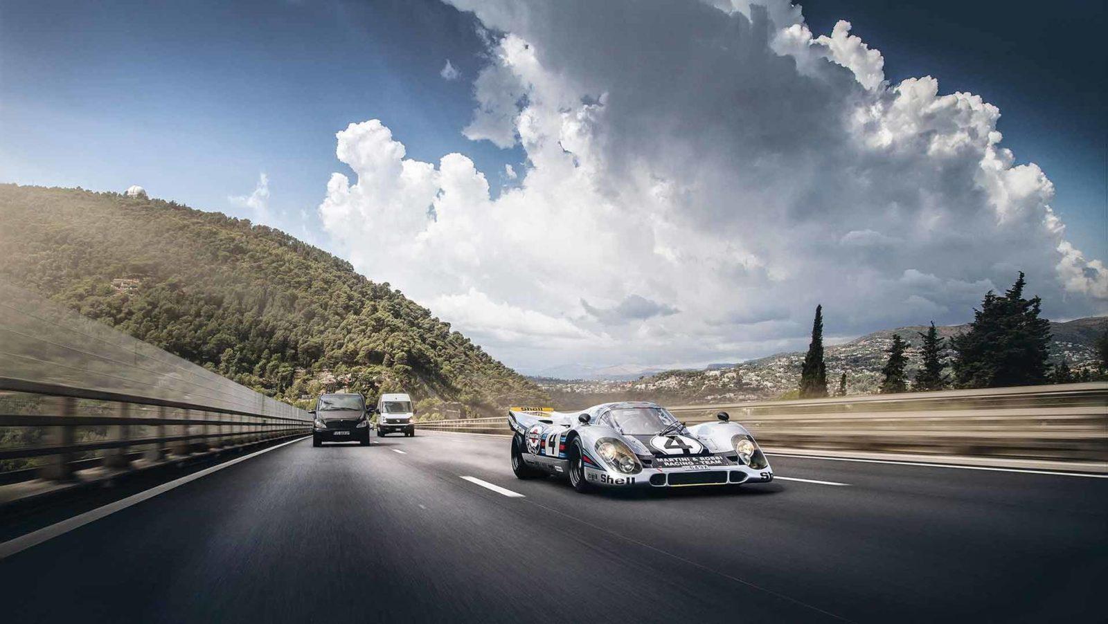 Street legal road Porsche 917 monaco