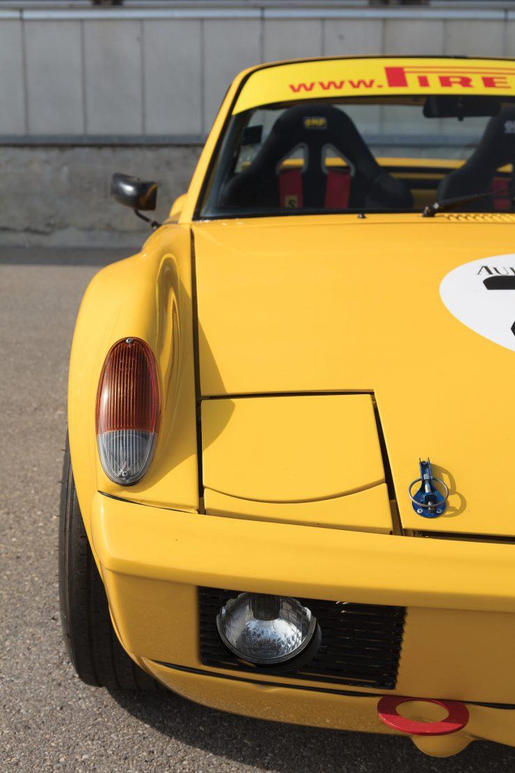 porsche 914 garage préparation atelier sport race course
