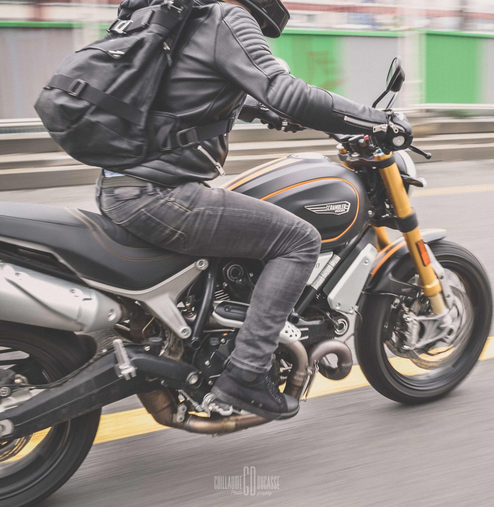 Ducati 1100 Scrambler test avis comparo comparatif