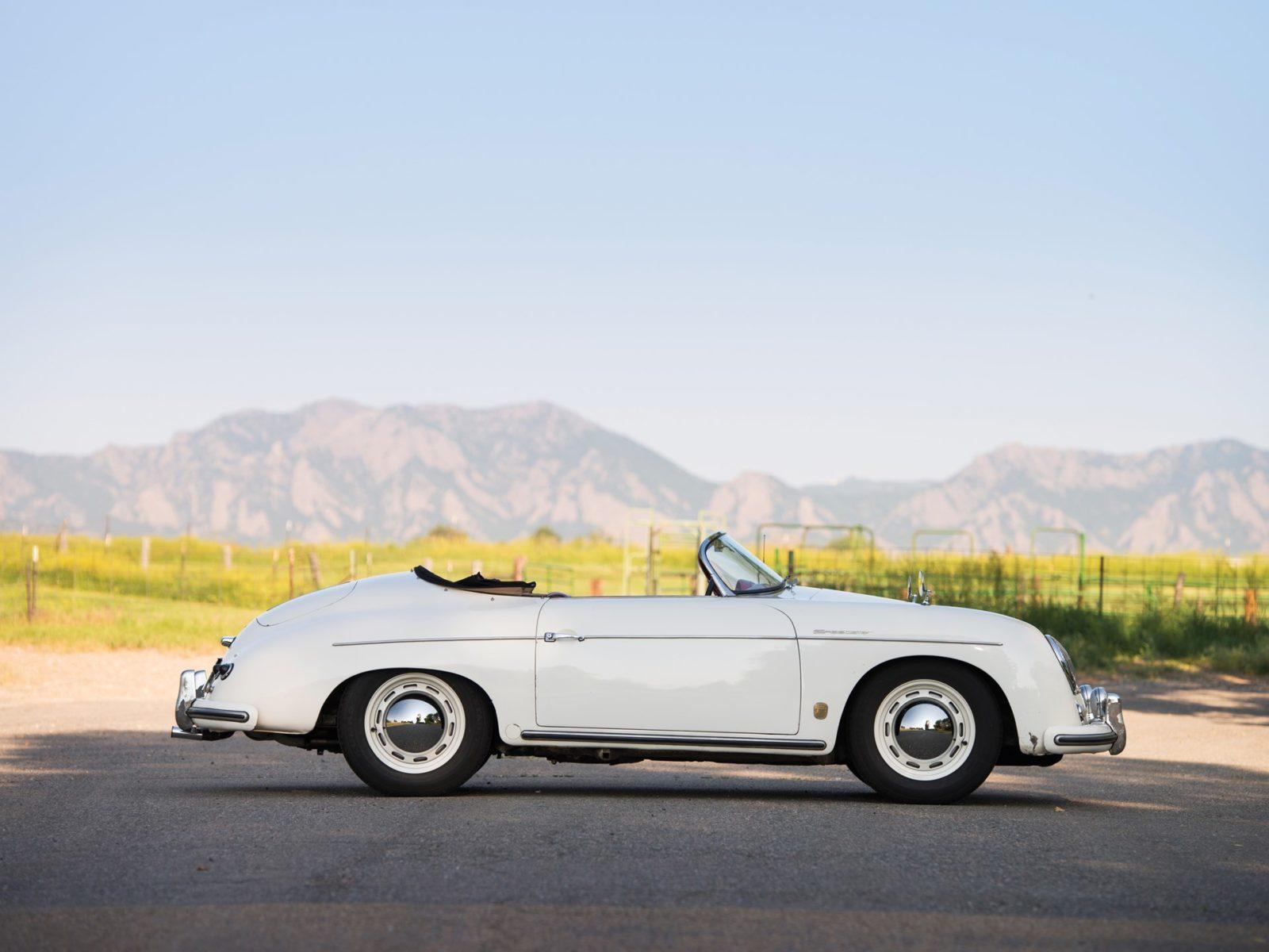 Porsche 356 A 356A Speedster