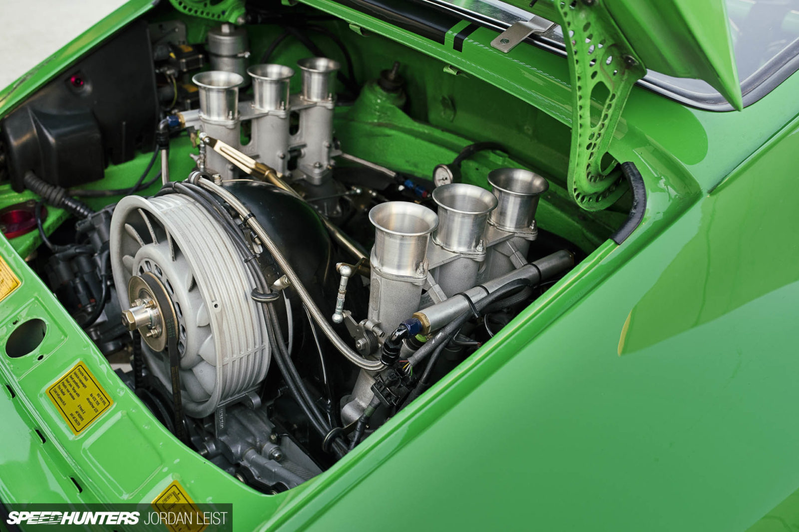 porsche 911 1978 viper green tech race rallye