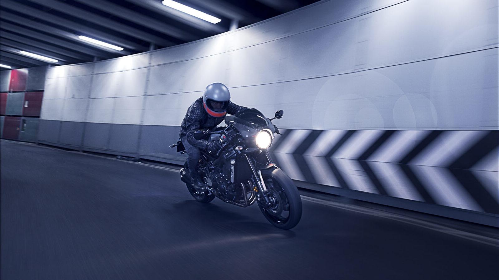 La (très) méchante Yamaha XSR900 Abarth