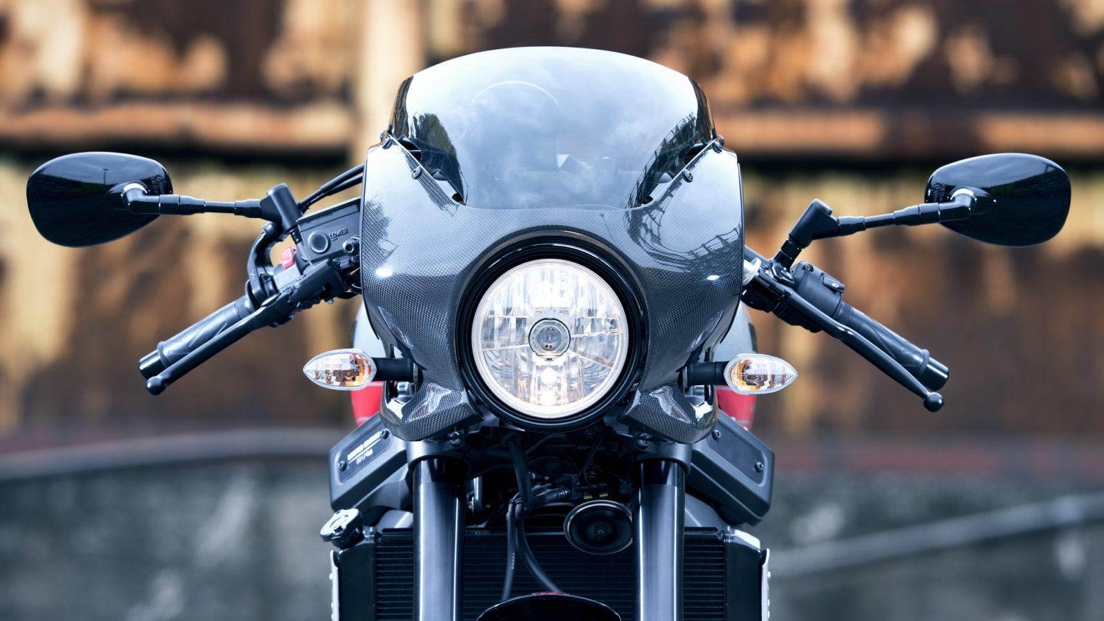 Yamaha XSR900 Abarth test prix essai avis occasion vitesse