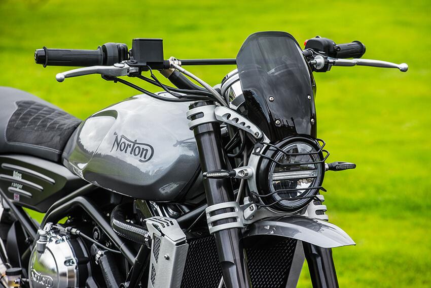 Norton Atlas norton Nomad nouvelle norton
