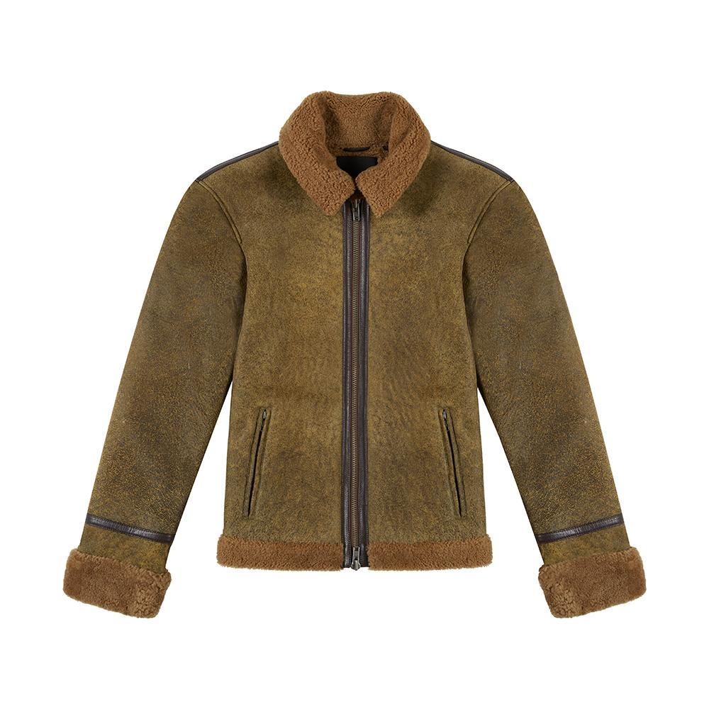 Deus Ex Machina Julian Leather jacket blouson cuir