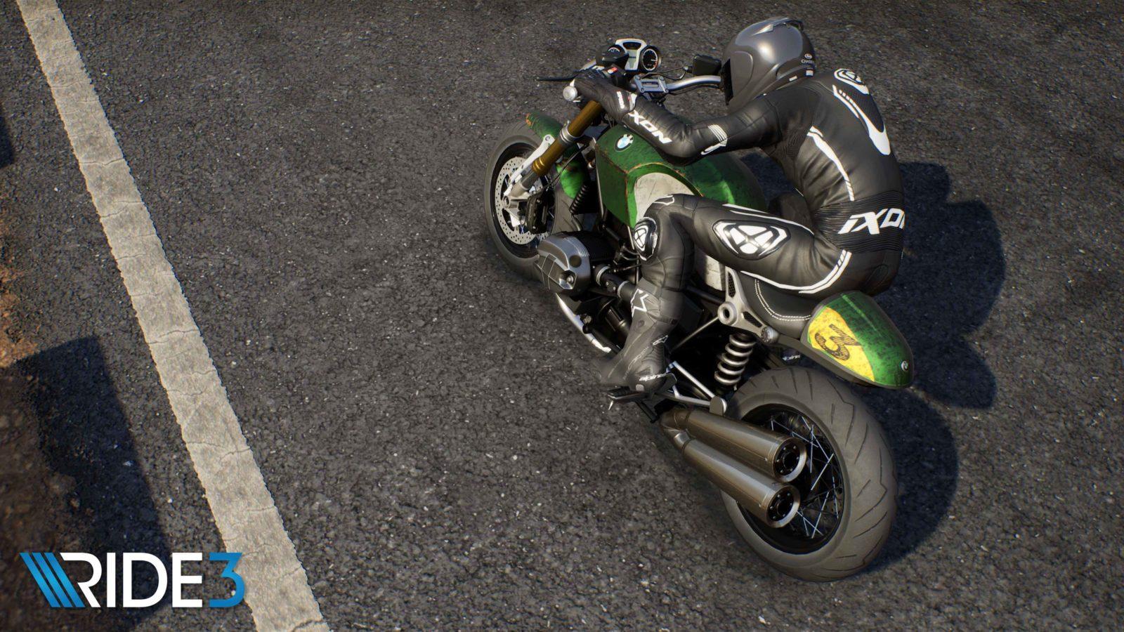 Ride 3 : La moto dans le salon