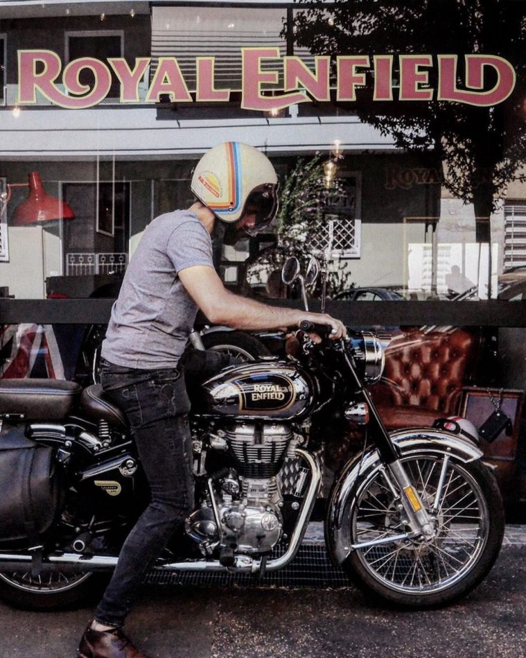 Royal Enfield Classic Chrome essai test avis prix occasion