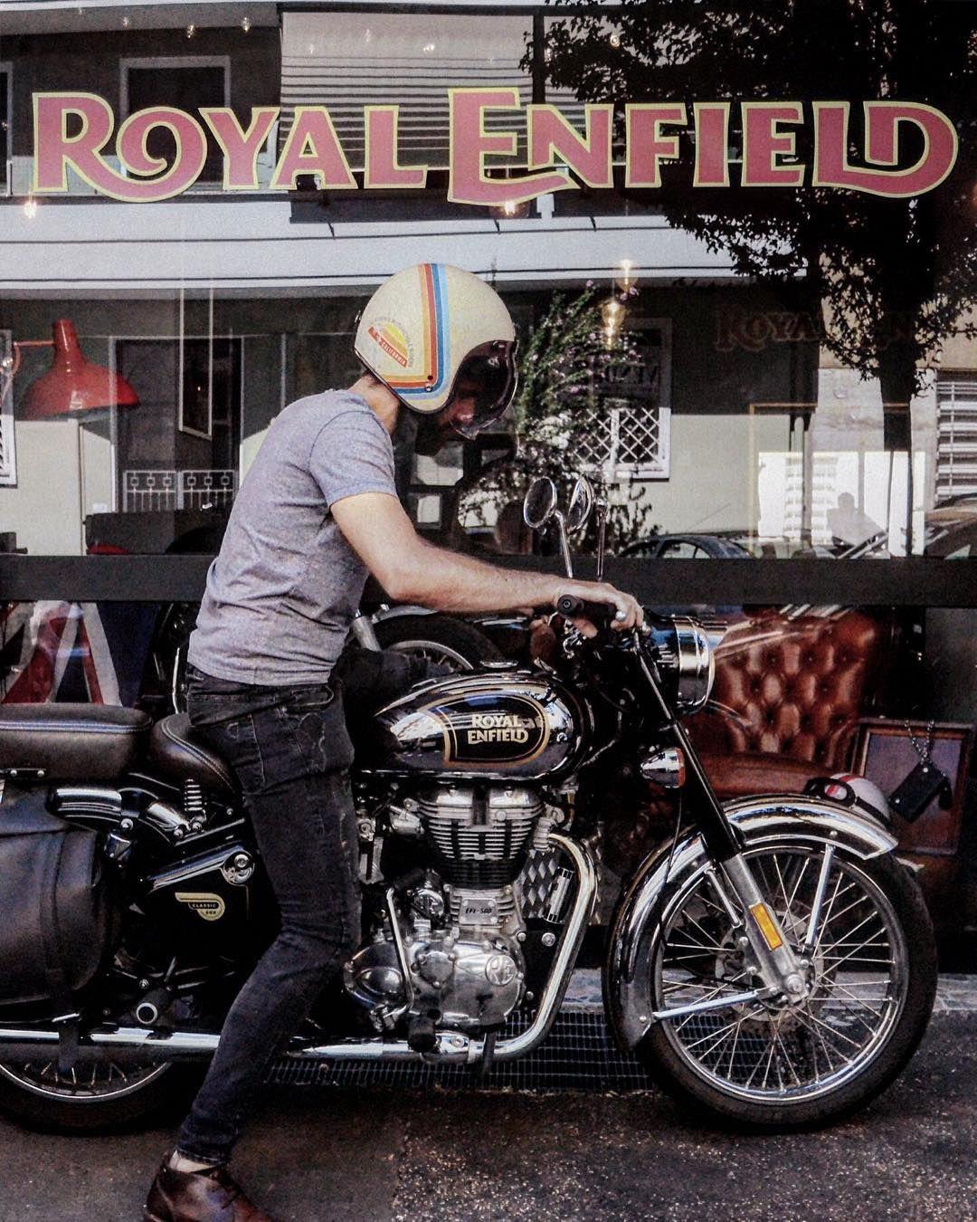 Notre essai de la Royal Enfield Classic Chrome: rendez-vous avec un mythe!