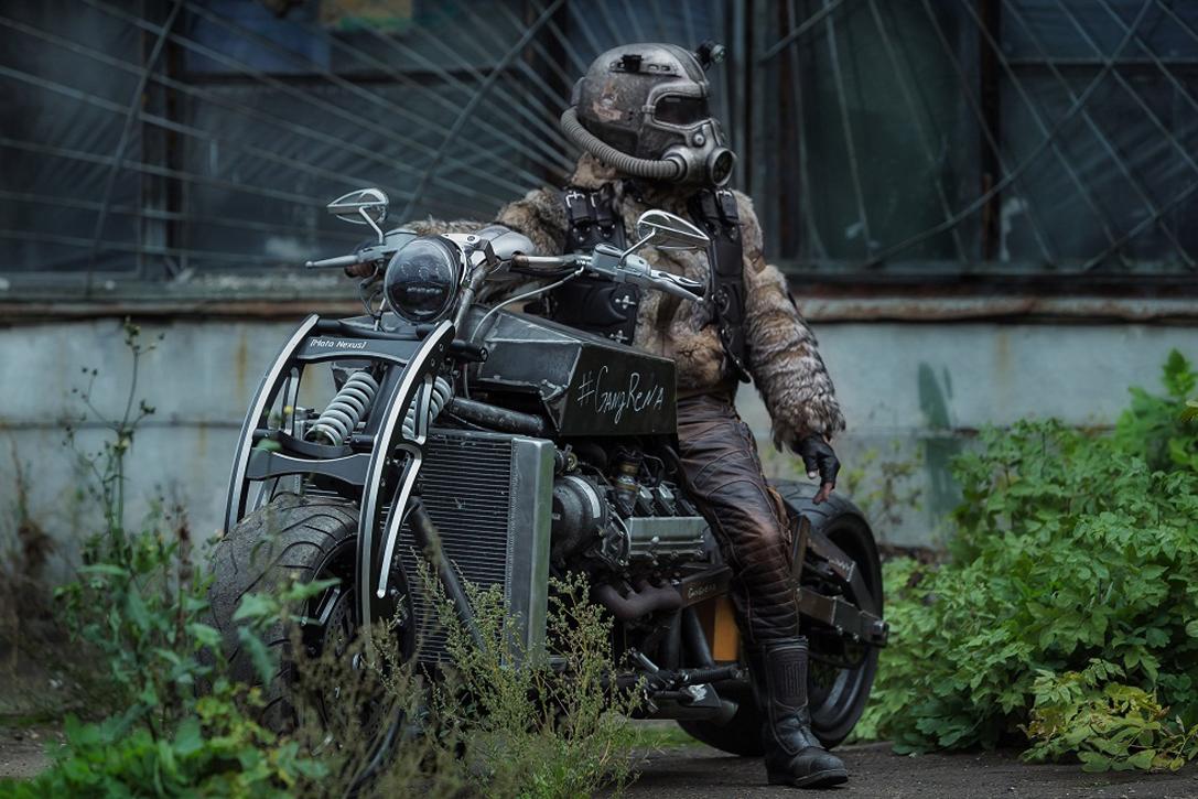 Moto Gangrene