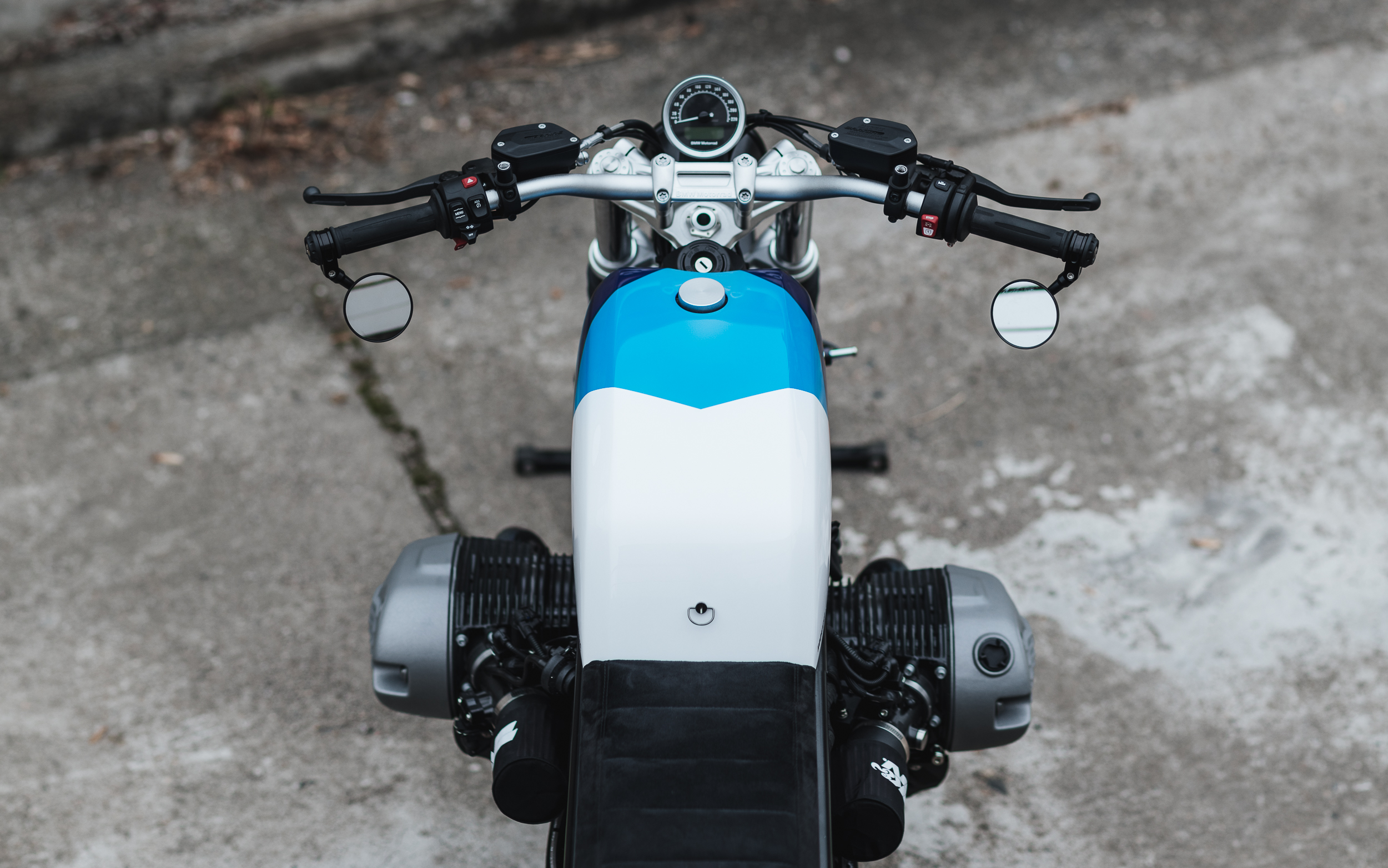 Kit Scrambler Nine T